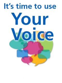 Your Voice - logo