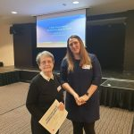 PPG Volunteer of the Year: Helen Roberts, Over Wyre Medical Centre