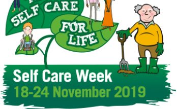 Self Care week 18-24 November 2019