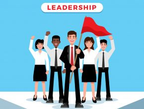 Graphic for leadership
