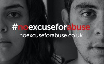 no excuse for abuse logo