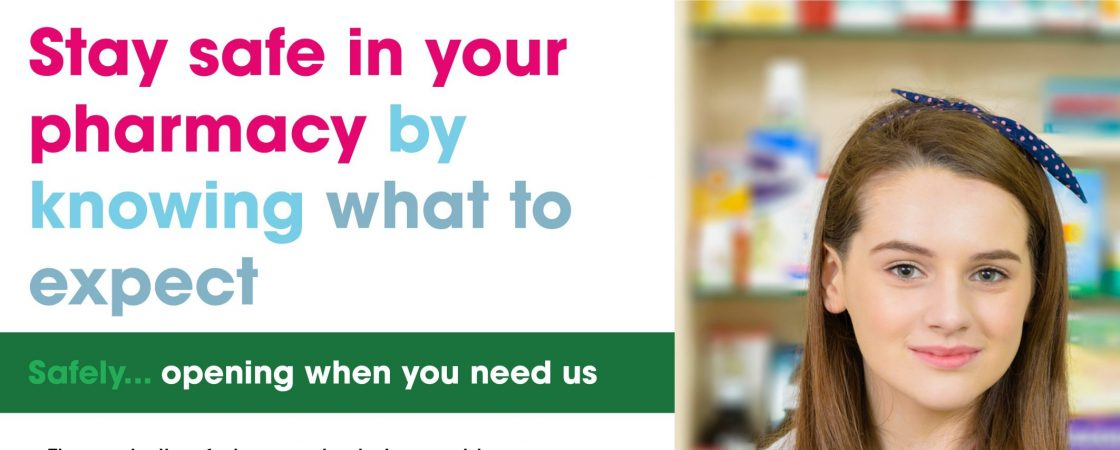 Stay safe in your pharmacy by knowing what to expect.