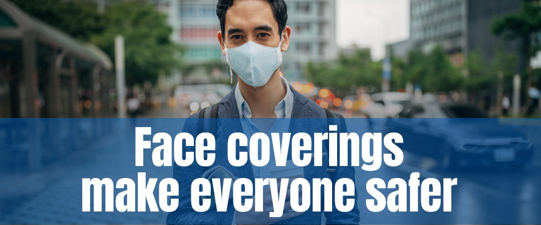 Face coverings image