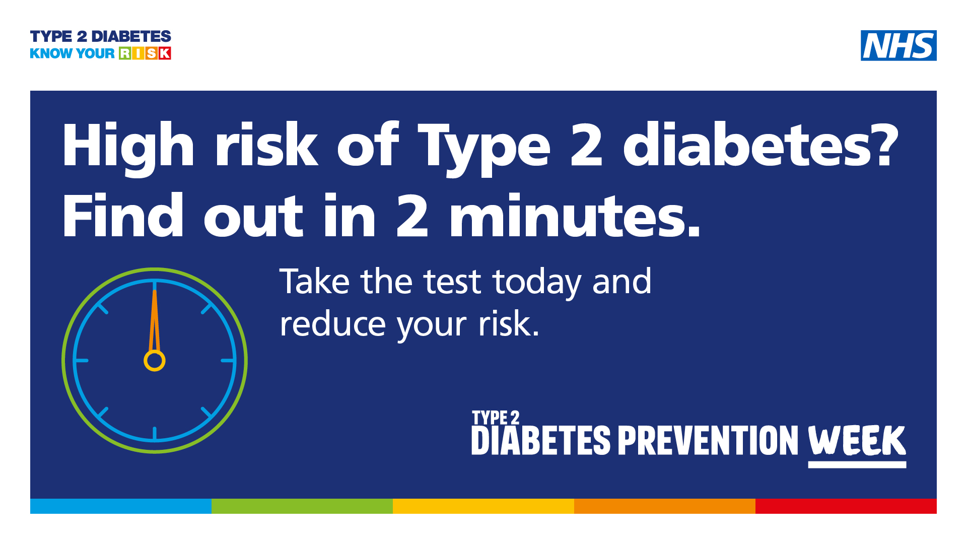 Know your risk and prevent Type 2 diabetes | Fylde Coast Clinical  Commissioning Groups